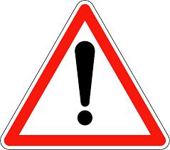 paneau danger